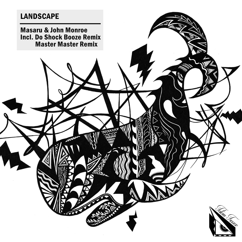 """[TTDG-63] MASARU & John Monroe """"LandScape EP"""""""